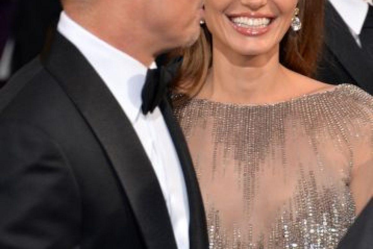 Angelina Jolie y Brad Pitt Foto:Foto: Getty / Info: Bossip.com. Imagen Por: