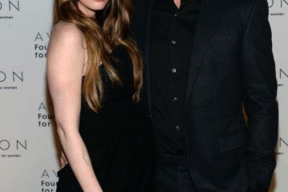 Megan Fox y Brian Austin Green (sólo ella) Foto:Foto: Getty / Info: Bossip.com. Imagen Por: