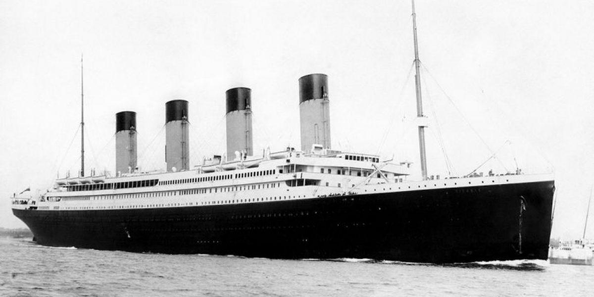 El hundimiento del Titanic visto desde el cine