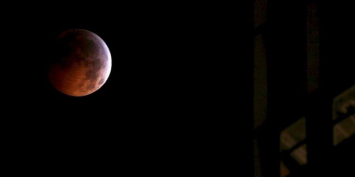 Sigue en Vivo: El Eclipse Lunar,