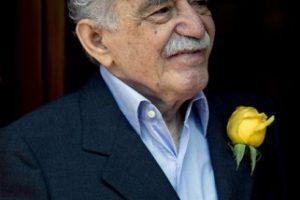 Gabriel García Márquez celebrando su cumpleaños 87 Foto:AP. Imagen Por: