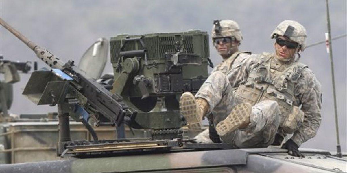 Los 10 países que más gastaron en armas para sus ejércitos en 2013