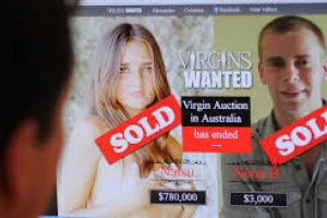 Hay quienes venden su virginidad. Foto: Demotivation. Imagen Por: