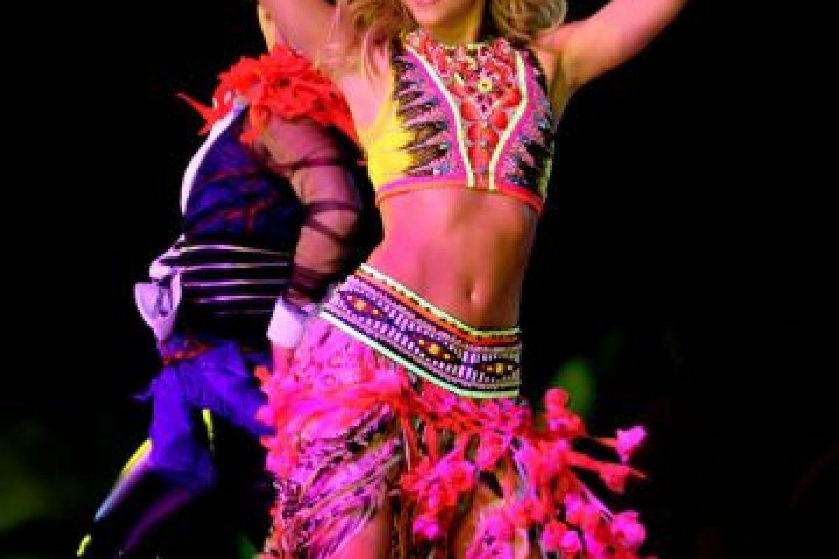 Puso a bailar a todos con Esto es África en Sudáfrica 2010 Foto:Getty Images. Imagen Por:
