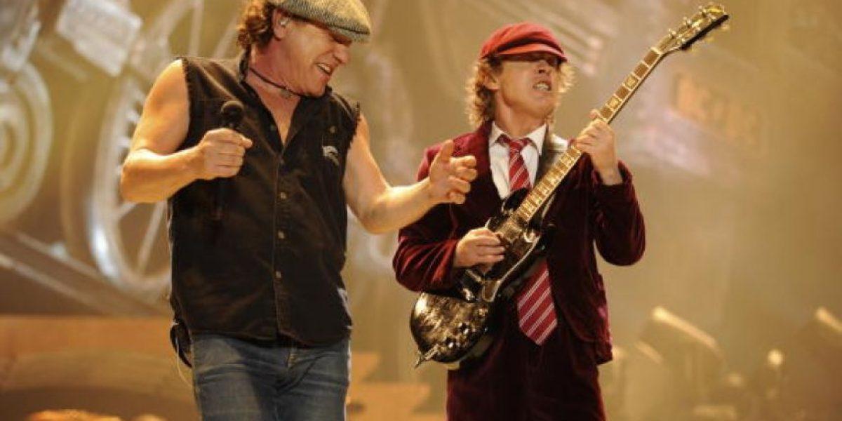 AC/DC no se retira, incluso planean nuevo disco