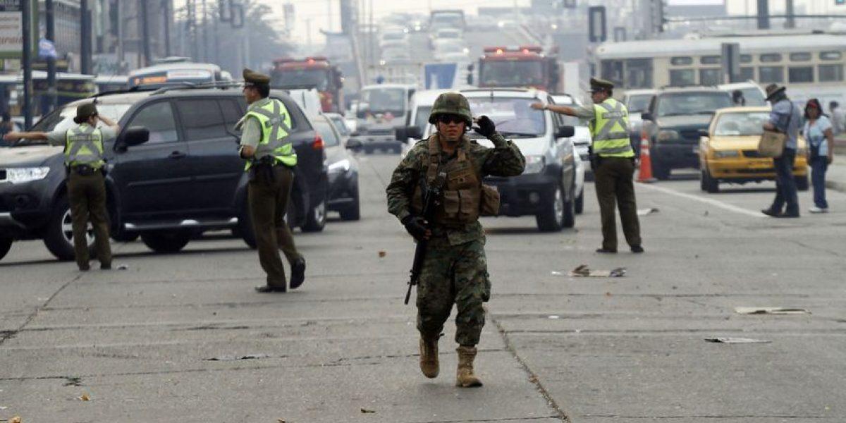 Implementarán restricción vehicular en la comuna de Valparaíso a partir de este jueves