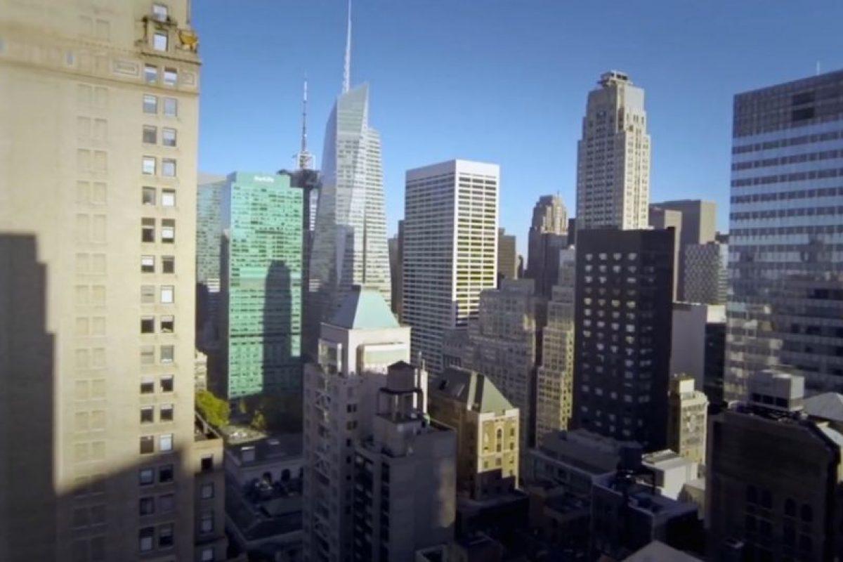 Los edifcios de Nueva York. Foto:Randy Scott Slavin. Imagen Por: