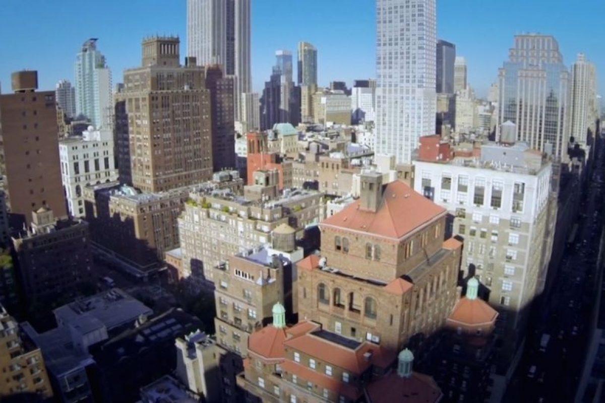 Cientos de edificios en Nueva York. Foto:Randy Scott Slavin. Imagen Por: