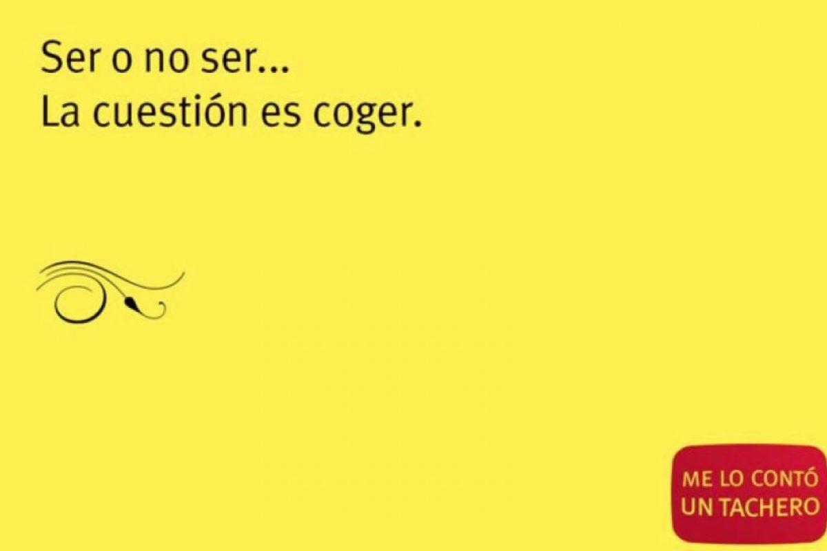 """Foto:Captura de Facebook """"Me lo contó un tachero"""". Imagen Por:"""