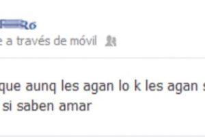 """Por esas personas que siguen aguantando a los que """"ezcriven azi"""" y siguen en Facebook…foto: Mikeperez. Imagen Por:"""