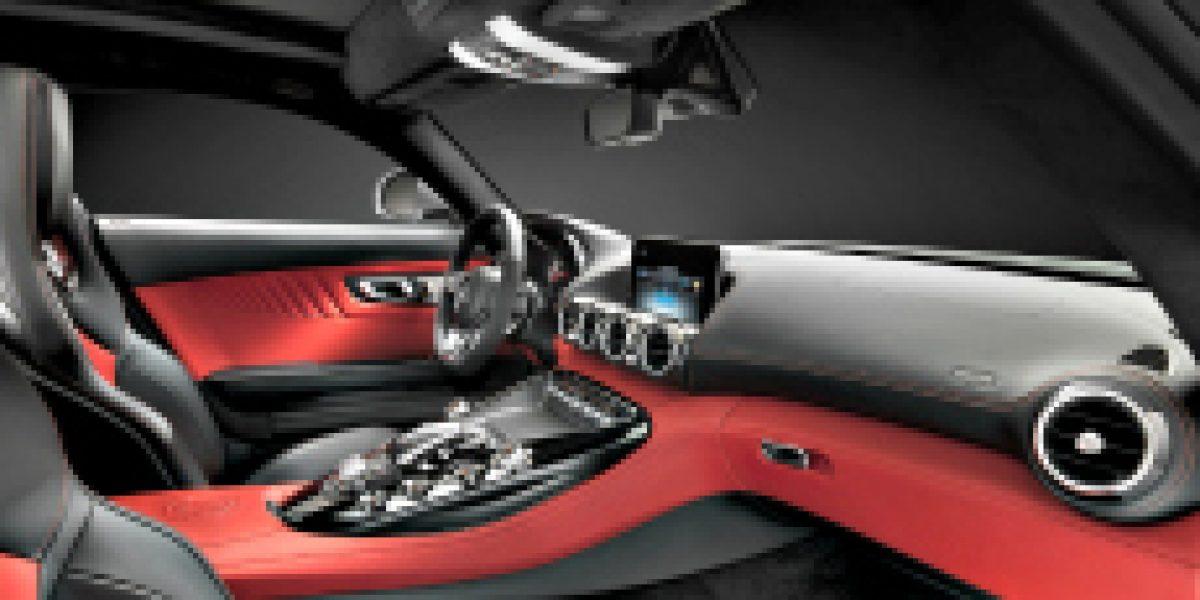 ADELANTO:Este es el Mercedes-Benz AMG GT
