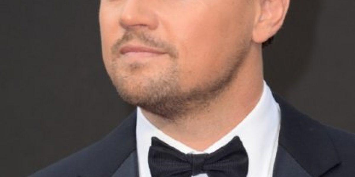 DiCaprio deja ver sus