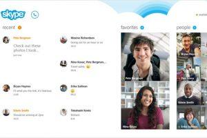 Skype. Imagen Por: