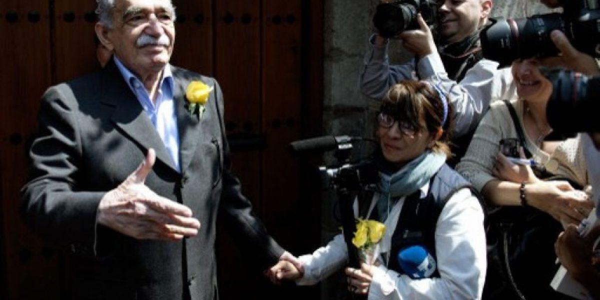 [VIDEO] Esta fue la última aparición pública de García Márquez en marzo