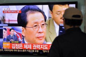 Jang Song-thaek, ejecutado tío de Kim Jong-un. Foto:AFP. Imagen Por: