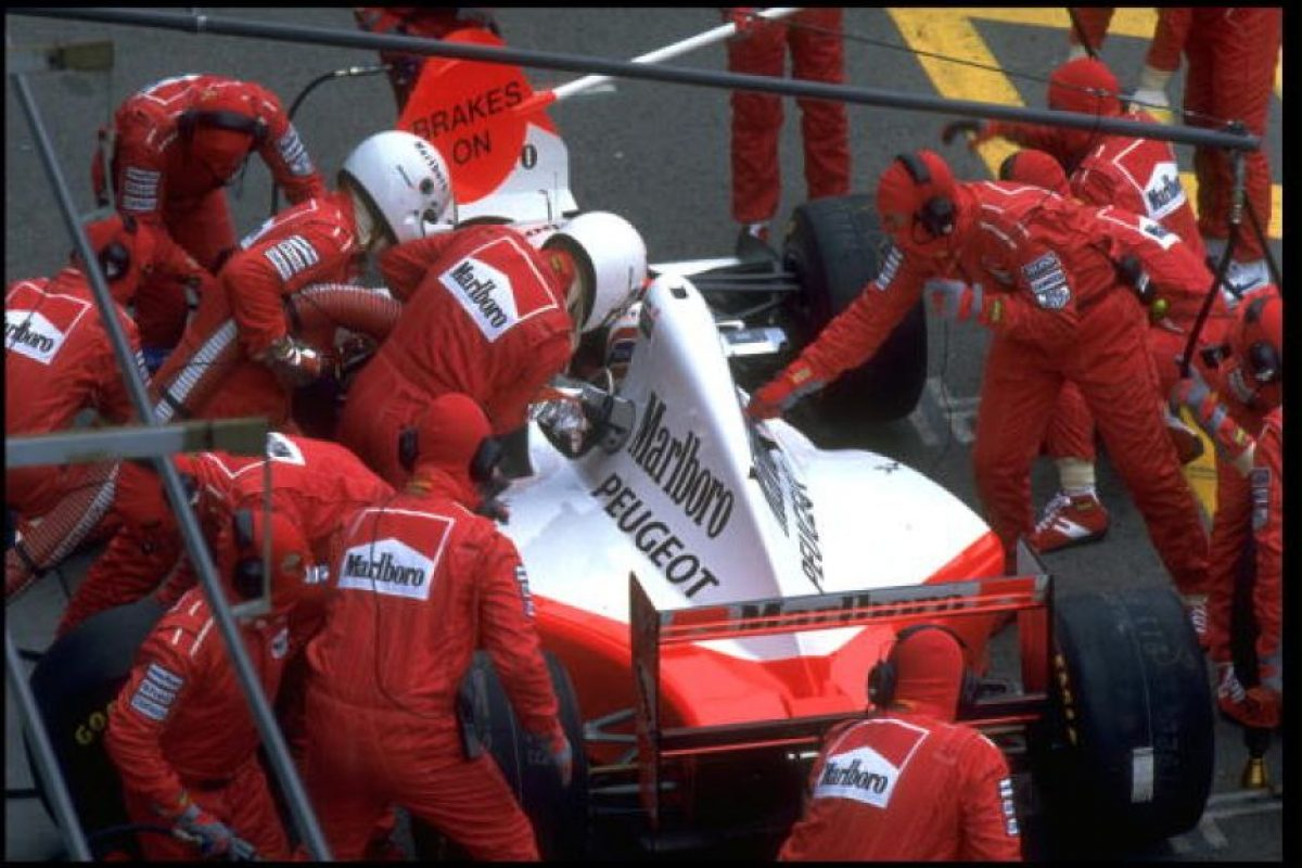 Grand Prix de Brasil, 1994 Foto:Getty. Imagen Por: