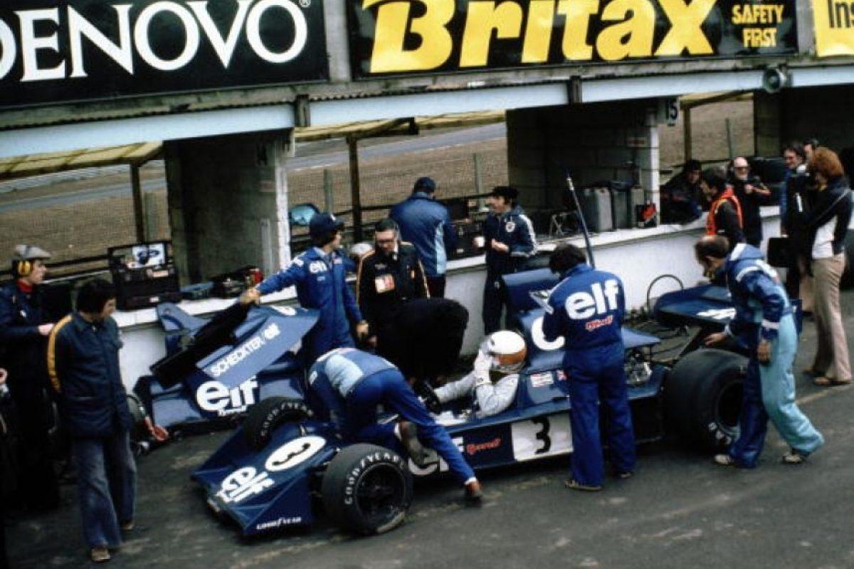Grand Prix de Inglaterra, 1976 Foto:Getty. Imagen Por: