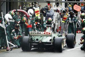 Grand Prix en Sao Paulo, 2003 Foto:Getty. Imagen Por: