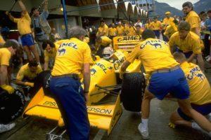 Grand Prix de Brasil, 1988 Foto:Getty. Imagen Por: