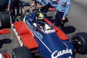 Grand Prix de California, 1980 Foto:Getty. Imagen Por: