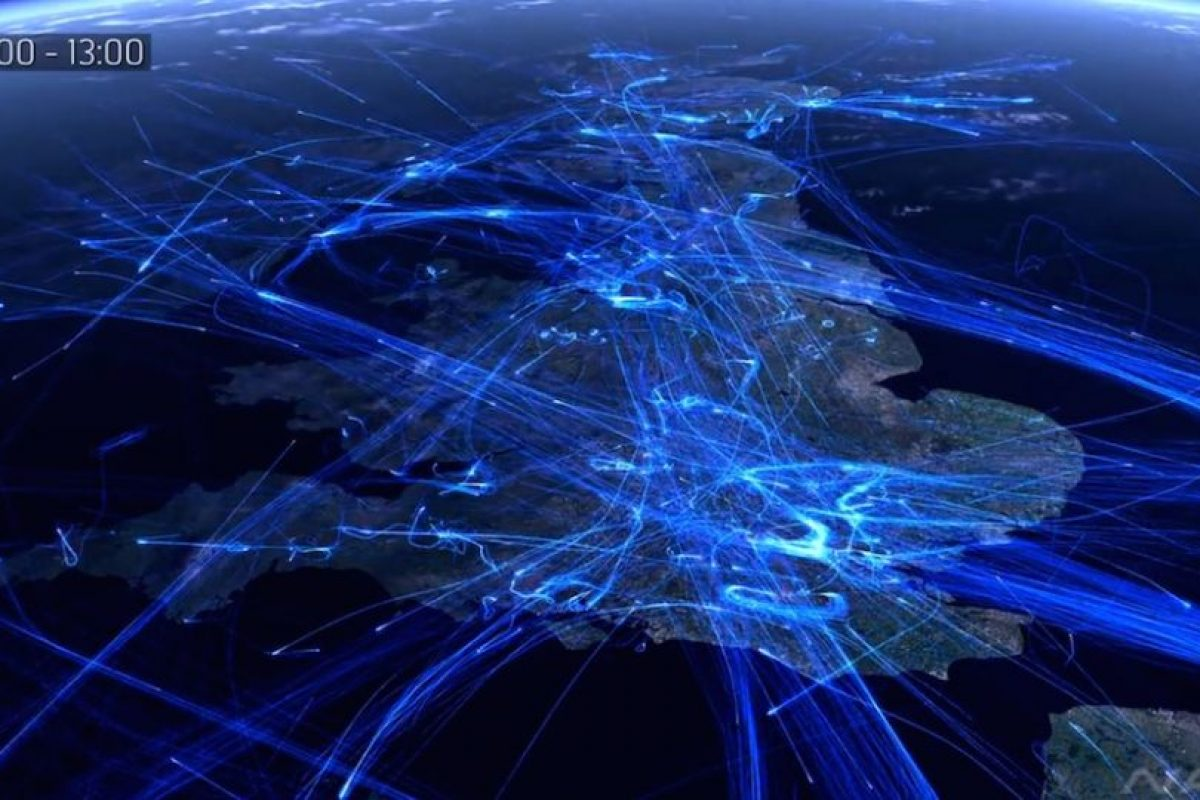 Foto: National Air Traffic Services. Imagen Por: