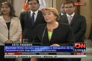Foto:Captura de CNN Chile. Imagen Por:
