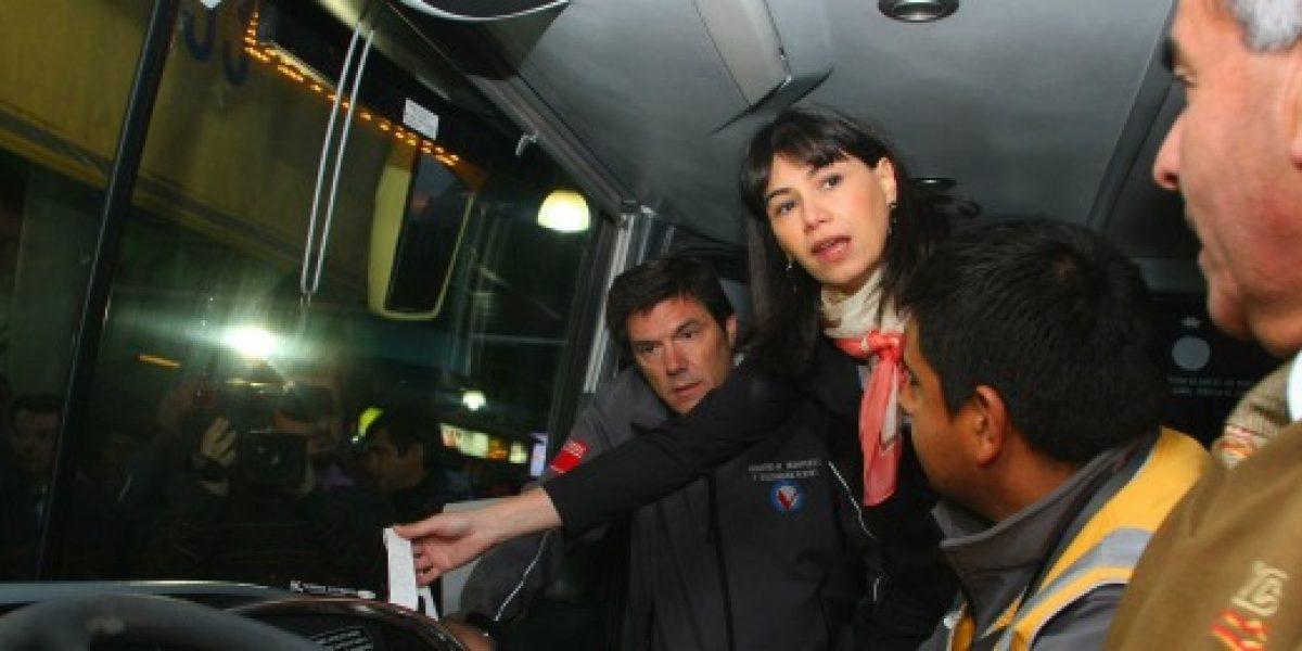 Intensifican fiscalización de buses interurbanos por fin de semana largo