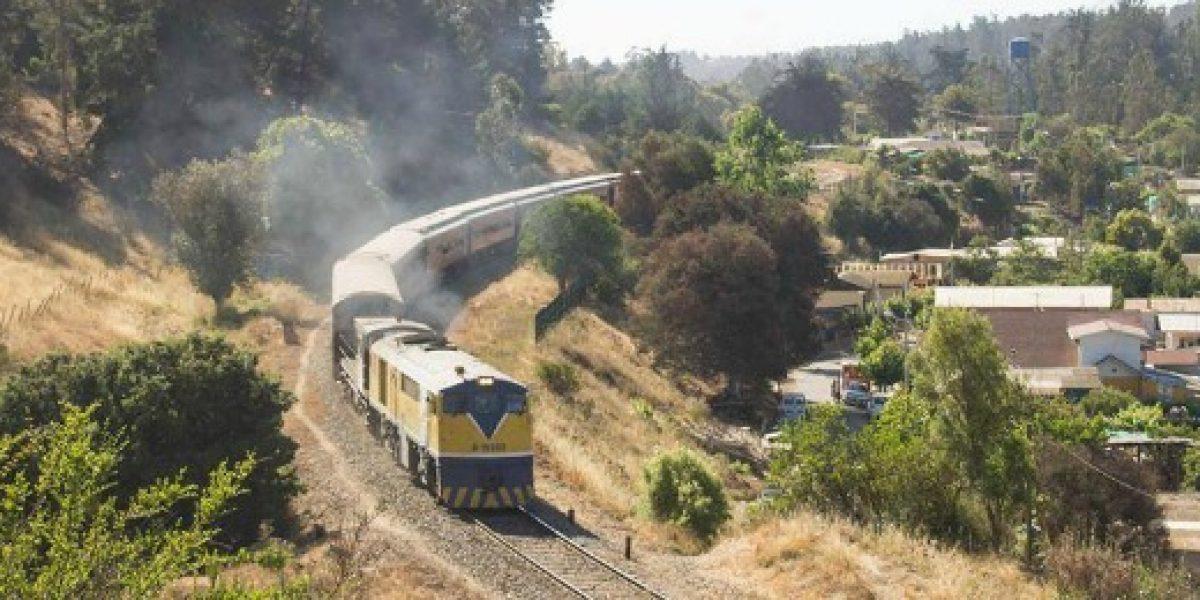 Viajes en tren que llevan de vuelta al pasado durante este fin de semana santo