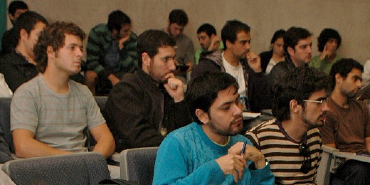 Realizan ciclo de charlas sobre patentes en la Universidad de Chile
