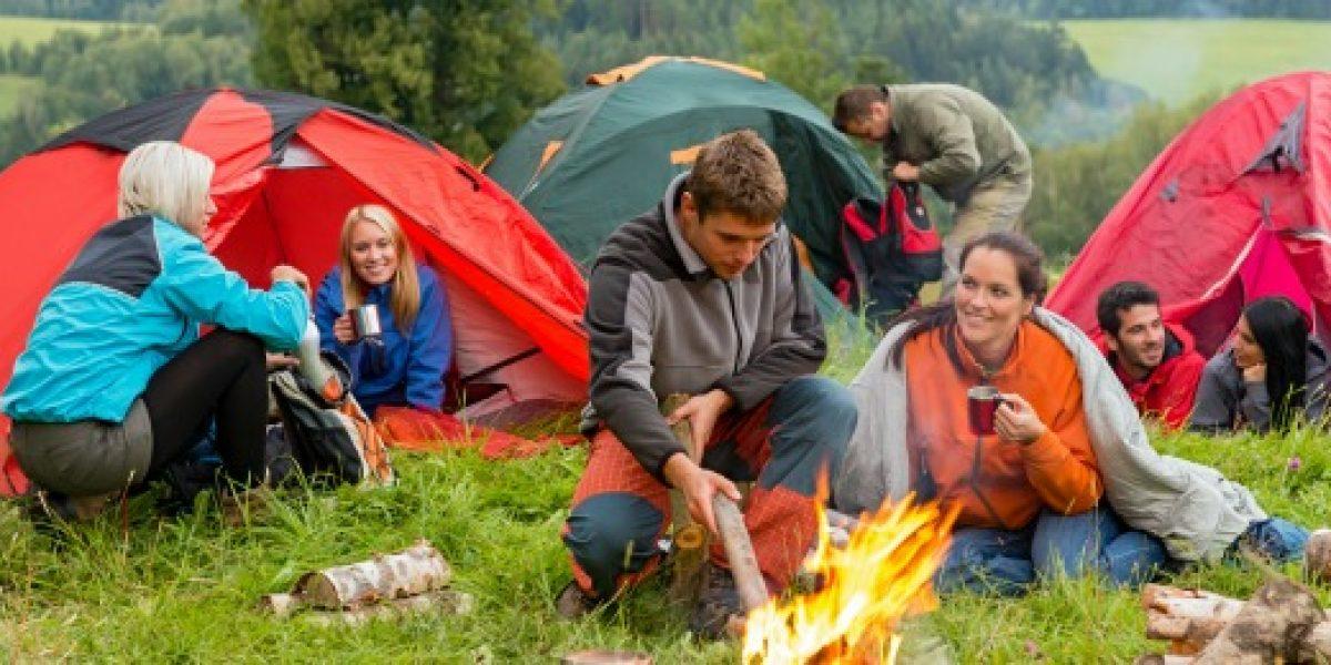 ¿Primera vez de camping? Ocho consejos para no pasarlo mal