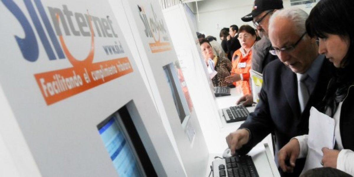 SII: ya van más de un millón 300 mil declaraciones de renta realizadas