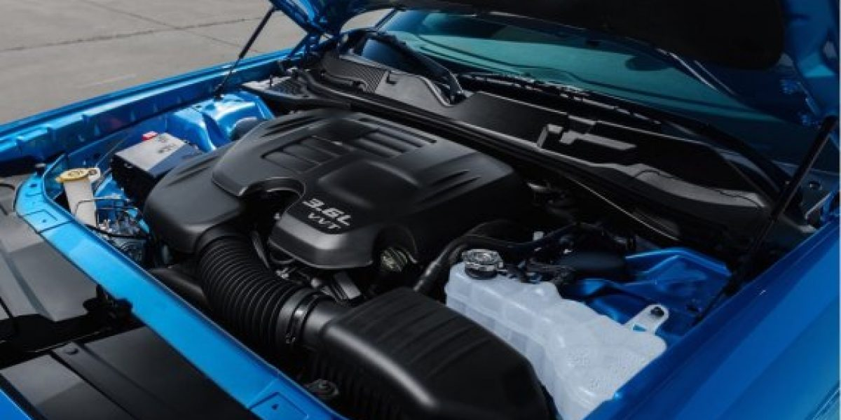 Dodge Challenger revela su nueva estética 2015