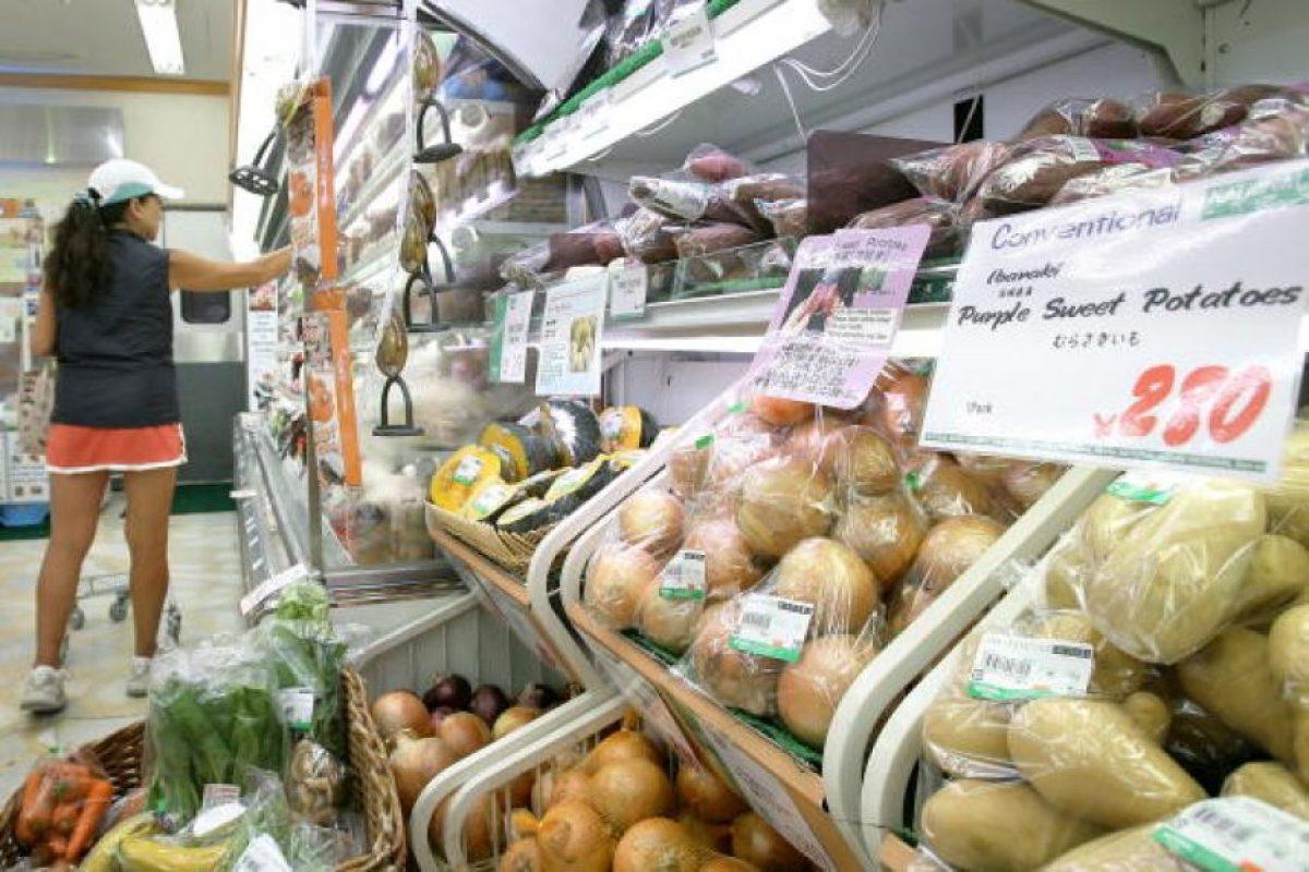4.- Supermercado de comida saludable. Foto:Getty images. Imagen Por: