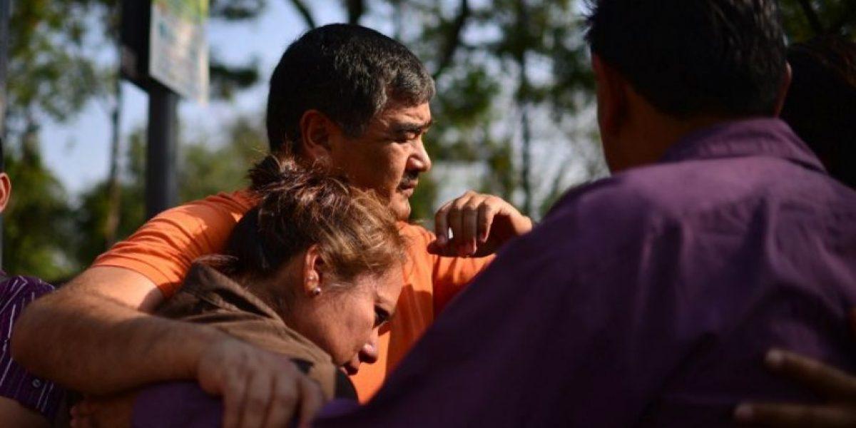 Fotos: Así sorprendió a los habitantes de la Ciudad de México el sismo de 7.0