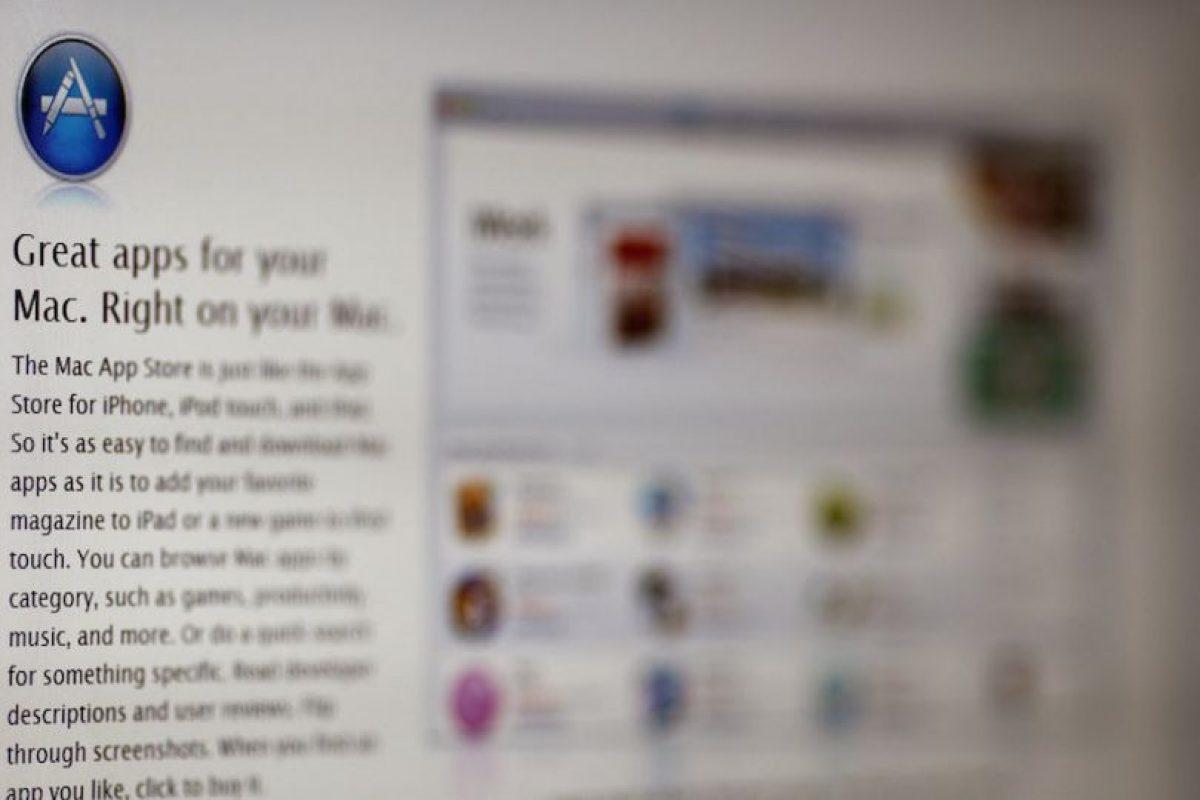 Juegos y redes sociales, lo que más se compra en la App Store. Foto:getty images. Imagen Por: