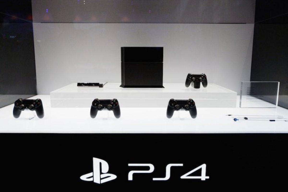 PS4 arrasa con las ventas de consolas. Foto:getty images. Imagen Por: