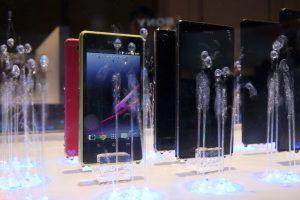 Teléfonos Xperia tendrán un mejor teclado. Foto:getty images. Imagen Por: