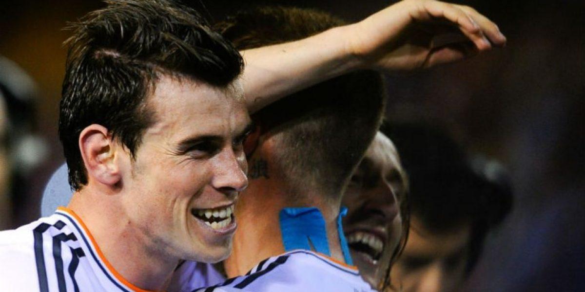 Gareth Bale, especialista en goles explosivos