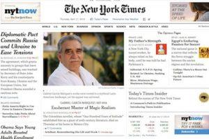 Foto:Captura New York Times. Imagen Por: