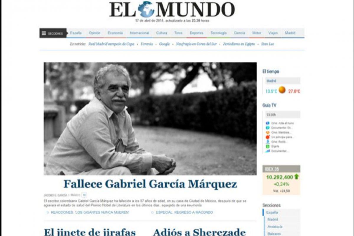 Foto:El Mundo. Imagen Por: