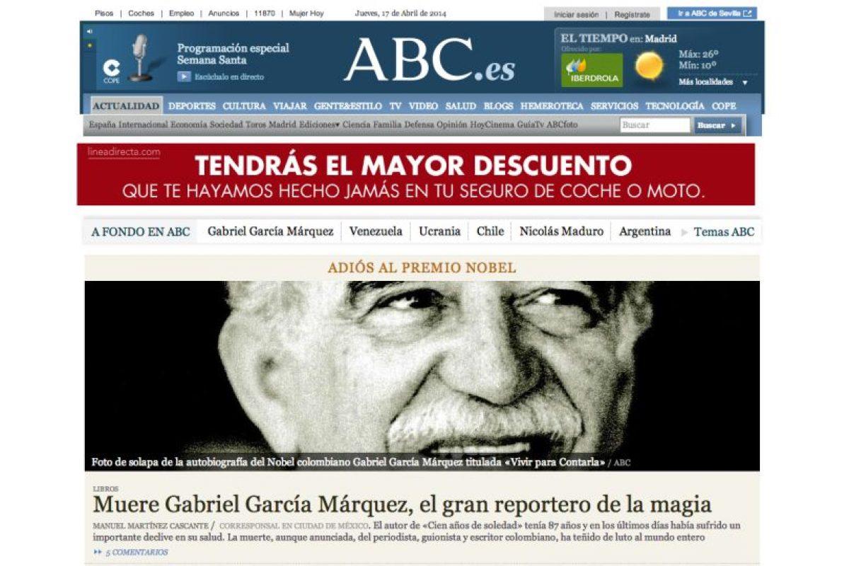 Foto:ABC.es. Imagen Por: