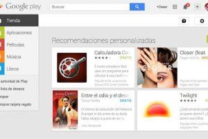 Google Play es en donde se han más descargas. Foto:Google. Imagen Por: