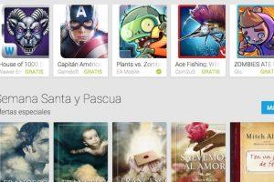 Juegos también son los más descargados en Google Play. Foto:Google. Imagen Por: