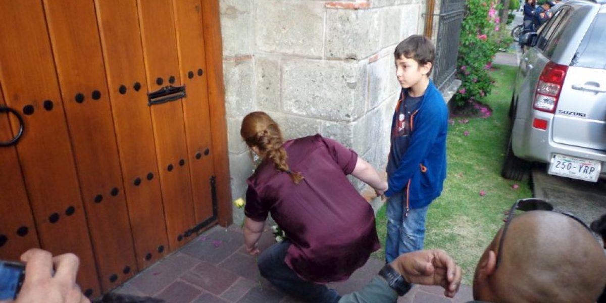 Fotos: Inician los preparativos para despedir al Gabo