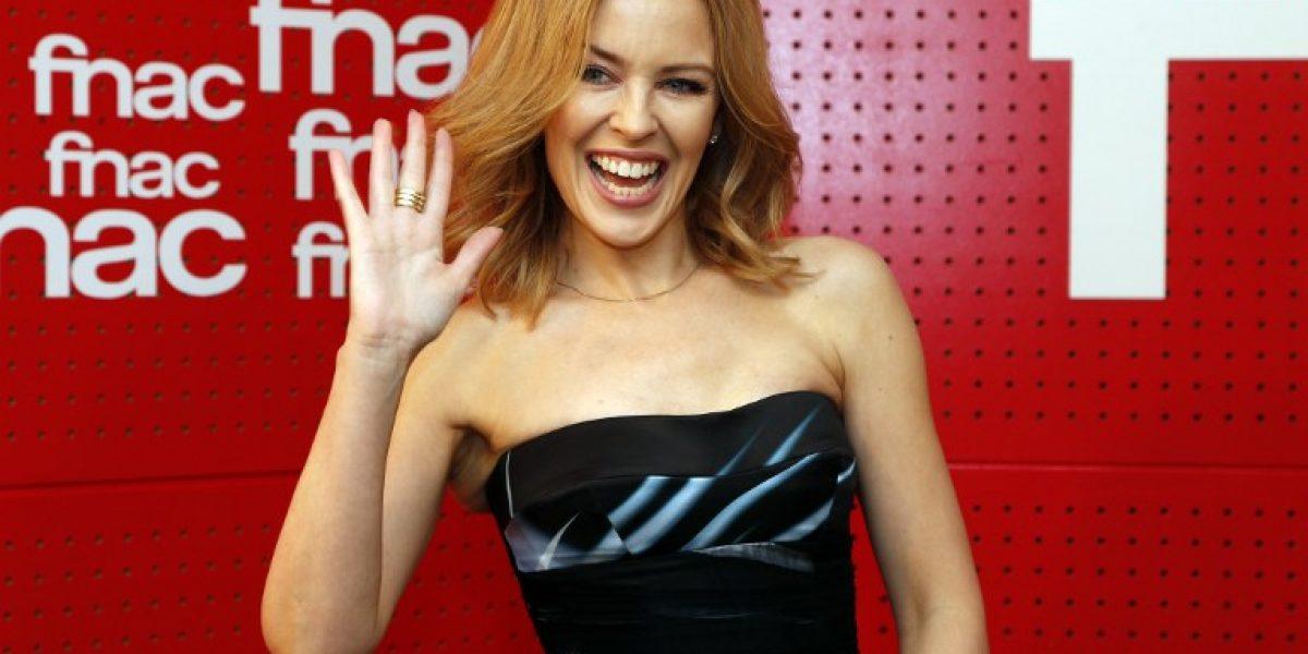 Kylie Minogue es acusada de plagio