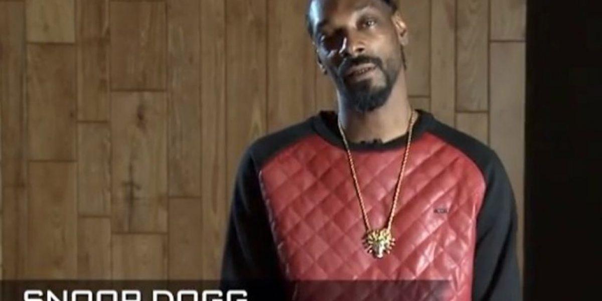 """Video: Snoop Dogg presta su voz a """"Call of Duty: Ghosts"""""""