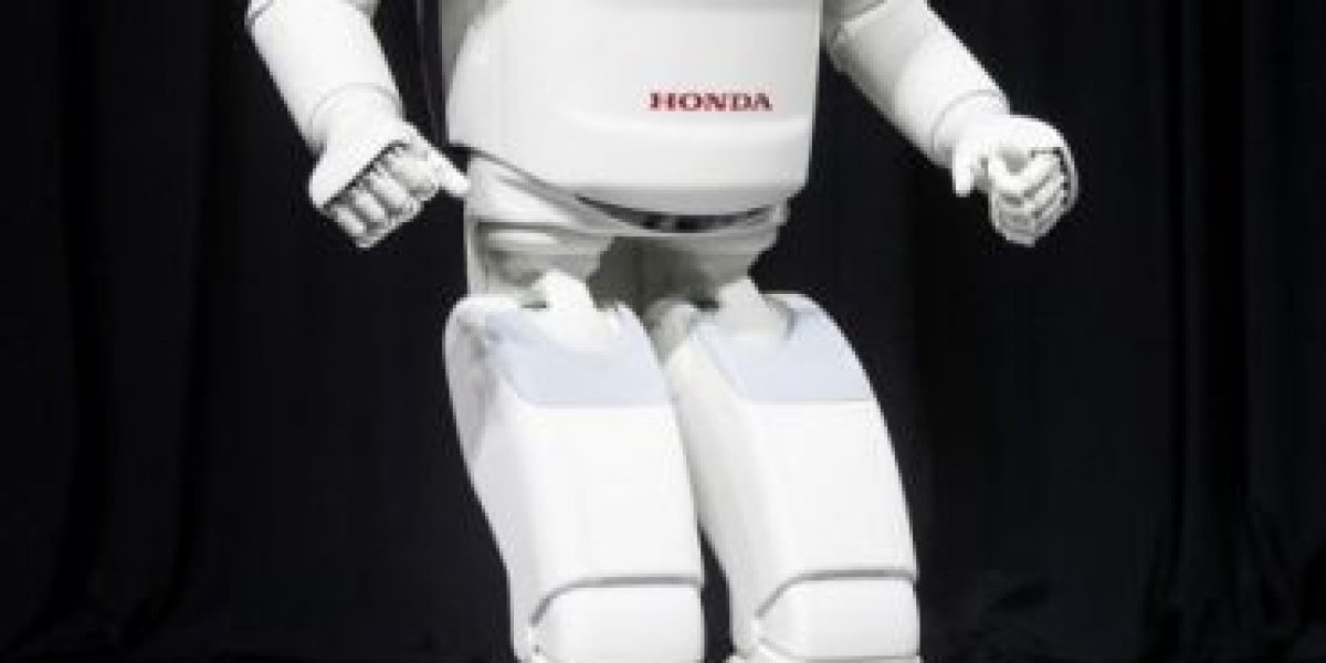 Fotos: Asimo, el robot que es cada vez más humano