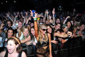 La fiesta a todo lo que da. Foto:AFP. Imagen Por: