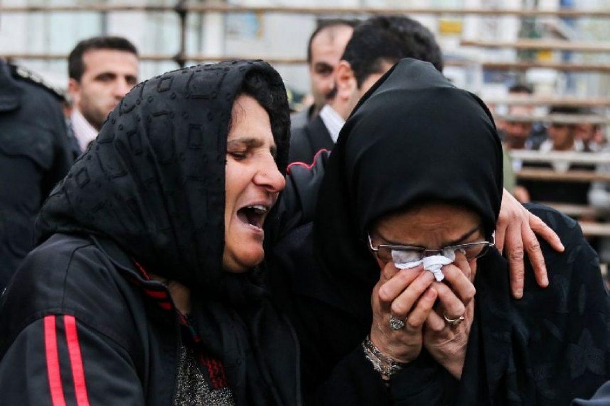 La madre del asesino agradece el perdón a la madre de la víctima. Foto:AFP. Imagen Por: