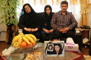 Los papás y la hermana del joven asesinado descansan en su casa tars perdonar al asesino de su ser querido. Foto:AFP. Imagen Por: